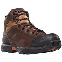 Men's Danner® Corvallis™ GTX® Brown Plain Toe Boots