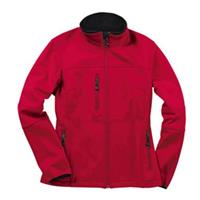 Women's River's End® 4-way Stretch Soft Shell Jacket, Red