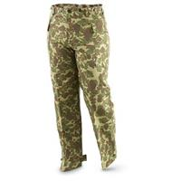 U.S. Army WWII M42 HBT Jungle Pants, Reproduction