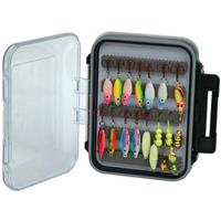 Clam™ Ice Armor Medium Jig Box