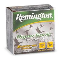 25 rounds Remington 3 inch HyperSonic Steel 1 1/8-oz. 12 Gauge Shotshells