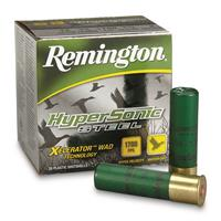 "Remington, 12 Gauge, 3 1/2"", 1 3/8-oz., HyperSonic Steel, 25 Rounds"