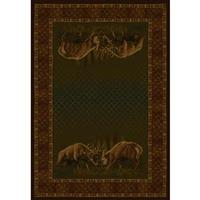 "United Weavers® Winner Takes All Area Rug, 7'10""x10'6"""