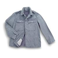 8-Pk. of Used Swiss Denim Work Jackets