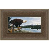 Eagle Point Print by Ervin Molnar