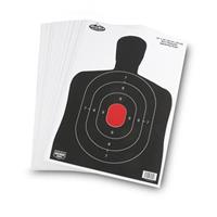 "50-Pk. Birchwood Casey® Dirty Bird® 12x18"" BC-19 Shadow Target"
