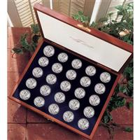 American Coin Treasures® Complete Walking Liberty Half Dollar 25-Pc. Collection