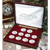American Coin Treasures® Brilliant Uncirculated Morgan Silver Dollar 10-Pc. Collection