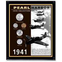 American Coin Treasures® Pearl Harbor 5-Pc. Collection