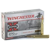 20 rounds Super-X Lead Free Ammo