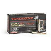 20 rds. Winchester® PDX1 Split Core Hollow Point Rifle Ammo