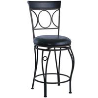 Linon Home Decor, Inc. Circle Back Counter Stool