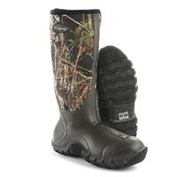 "Men's frogg toggs® 5 mm Mudd Hogg 1,200 gram Thinsulate™ Ultra Insulation 16"" Boots, Mossy Oak Break - Up®"