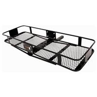 "Curt™ Basket - style Cargo Carrier, 60x20x6""; fixed shank"