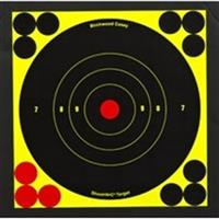 Birchwood Casey® Shoot-N-C® 6 inch Bull's Eye Target 1,000-Sheet Pack