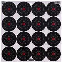 Birchwood Casey® 3 inch Dirty Bird® Bull's Eye Splattering Target