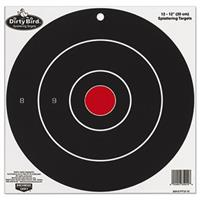 Birchwood Casey® 12 inch Dirty Bird® Bull's Eye Splattering Target