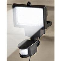 60-LED Solar Security Light