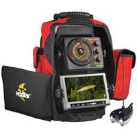 Vexilar® FSDV20-DT Fish Scout Double Vision Camera / Monitor System with DTD Sensor & FL-20 Flasher Combo Pack