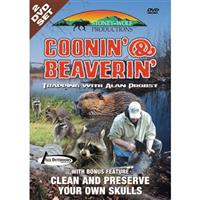 Coonin' & Beaverin' and Cleaning Skulls DVD Set from Stoney Wolf Productions®