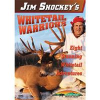 Jim Shockey's Whitetail Warriors DVD from Stoney Wolf Productions®