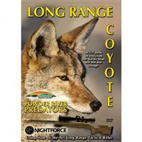 Long Range Coyote DVD from Stoney Wolf Productions®