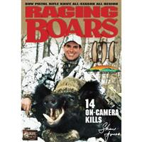 Raging Boars III DVD from Stoney Wolf Productions®