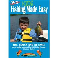 Kids Fishing Made Easy DVD from Stoney Wolf Productions®