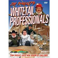 Jim Shockey's Whitetail Professionals DVD from Stoney Wolf Productions®