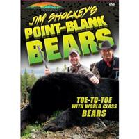 Jim Shockey's Point-Blank Bears DVD from Stoney Wolf Productions®