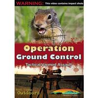 Operation Ground Control DVD from Stoney Wolf Productions®