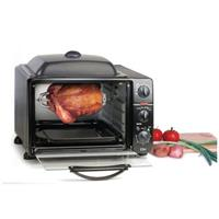 Elite® Toaster Oven Broiler with Rotisserie, Grill / Griddle