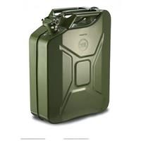 Military Style Steel Jerry Can, 20 Liter