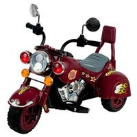 Lil' Rider™ Maroon Marauder Battery-operated Kids' Three-wheeler