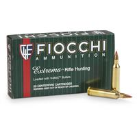 Fiocchi 22-250 Remington V-Max Extrema 20 Rounds 55 Grain