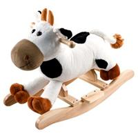 Happy Trails™ Plush Rocking Connie Cow with Sounds