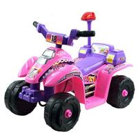 Lil' Rider™ Precess 4-Wheel Battery-Operated Mini ATV
