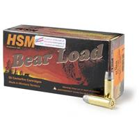 HSM Bear Load Handgun Ammunition