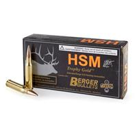 HSM Trophy Gold™ Rifle Ammo