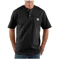 Men's Carhartt® Workwear Short - sleeve Pocket Henley