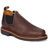 Men's Georgia® Giant Romeo Slip-On Work Shoes, Brown