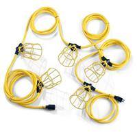 Prime 50' Outdoor Temporary Light String