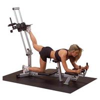 Body Solid® Powerline Glute Machine