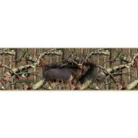 Mossy Oak® Graphics Elk Window Graphic