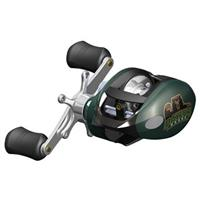 Evercast™ Horizon Big 12 Collegiate Series Low-profile Baitcasting Reel, Baylor
