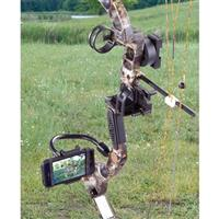 Flex Cam™ Camera Mount; Like having an extra hand to capture the moment; Works for rifle, gun or bow!
