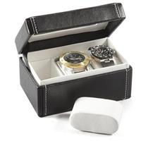 3-Watch Storage and Display Case