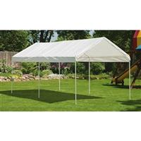 ShelterLogic 2-in-1 Canopy & Extended Event Tent