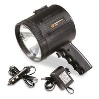 Rechargeable Spotlight, 1-million Candlepower