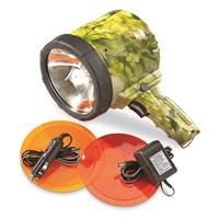 Performance Tool 2-million Candlepower Rechargeable Spotlight